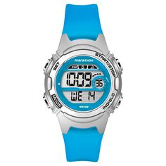 Women's Marathon by Timex Digital Watch - Blue TW5K96900TG