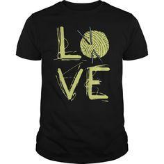 #KNITTING #LOVER. 100% Printed in the U.S.A - Ship Worldwide. Not sold in stores. Guaranteed safe and secure checkout via: Paypal | VISA | MASTERCARD? | YeahTshirt.com