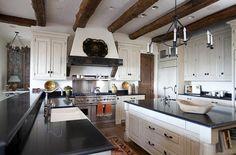 Francie Hargrove kitchen