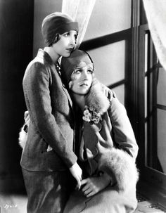 Bessie Love and Anita Page in The Broadway Melody (1929)