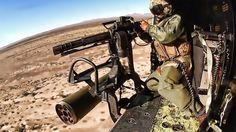 Helicopter Door Gunners Hunt & Shoot