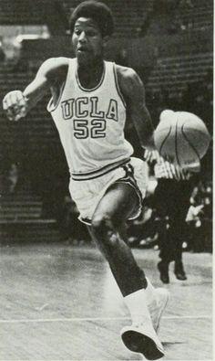 NBA UCLA Bruins · Jamaal Wilkes •