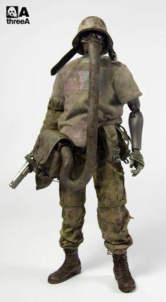 Jung de Plume from World War Robot