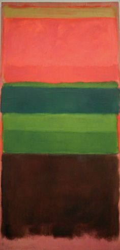 Marc Rothko; 'Untitled', 1949.
