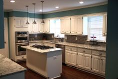Dingy to Delightful Kitchen Makeover