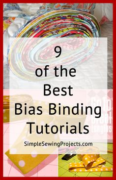 9 of the Best Bias Binding Tutorials