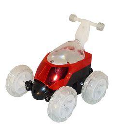 Red Turbo Twister 2.0 27-MHz Remote Control Car by Mindscope #zulily #zulilyfinds