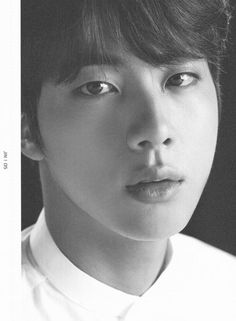 JIN | 2017 BTS Live Trilogy Episode Ⅲ THE WING Tour MD Face Photo Collection