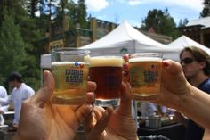 Who loves beer? Cheers to the 17th Annual Bluegrass & Beer Festival at Keystone, CO!