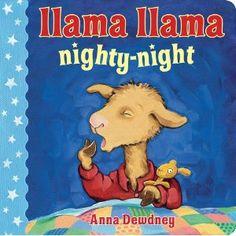 Llama Llama Nighty-Night.
