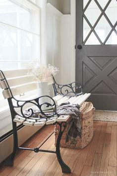 Cute entryway