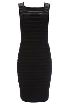 Black Sleeveless Shutter Dress. Its just gorgeous from Wallis, part of the new range. This would definitely give my wardrobe a much needed face lift  #vcukWearYourWardrobe