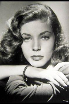 Lauren Bacall, 1940s                                                                                                                                                                                 More
