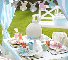 Whimsical Easter Celebration