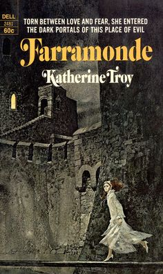 gothic romance paperback art | Farramonde | Flickr - Photo Sharing!