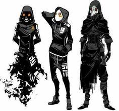 Fantasy Character Design, Character Design Inspiration, Character Art, Art Et Illustration, Character Design References, Character Outfits, Fantasy Characters, Art Sketches, Cyberpunk