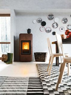 Stufe A Pellet Shabby Chic.12 Best Stufe A Pellet Images Fire Places House