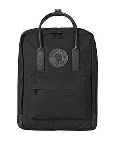 e3e4b38223e Fjällräven Kanken 2 Leather Trim Backpack