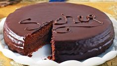 Recepty - Strana 2 z 100 - Vychytávkov Sweet Desserts, Sweet Recipes, Cake Recipes, Chocolate Sponge Cake, Chocolate Glaze, Polish Cake Recipe, How Sweet Eats, Aesthetic Food, Desert Recipes