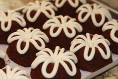 Mini Bundt cakes make a great gift or dessert
