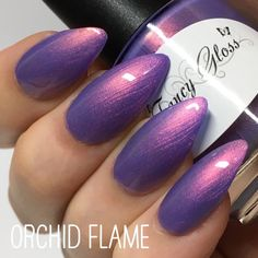 Orchid Flame