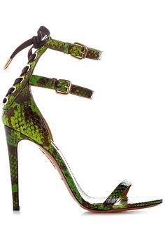 Aquazzura - Shoes - 2014 Spring-Summer ~ Cynthia Reccord