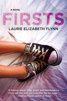 Cover Reveal: Firsts by Laurie Elizabeth Flynn -On sale January 5th 2016 by St. Martin's Griffin -Kat Brzozowski at Thomas Dunne Books has bought a debut YA novel by Laurie Elizabeth Flynn called Firsts, in which a 17-year-old girl gives classmates the chance to get their awkward fumblings over with. All she asks in return is that they give their girlfriends the perfect first time she never had, but what was meant to be temporary gets out of control.