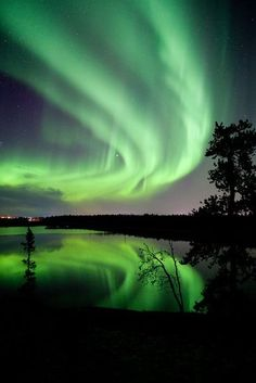Photograph the Northern Lights.