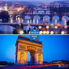 Paris or Prague? How about both on one cruise? www.travelbystephanie.com travbysteph@gmail.com