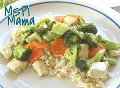 MSPI Mama: Country-Style Stir Fry