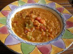 Moroccan Lentil Soup Recipe