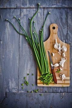Garlic And Fresh Peppercorn Fried Rice