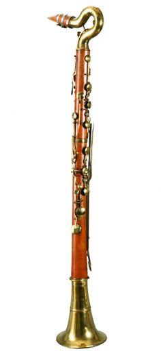 Bass clarinet (A. Sax ca. 1840)