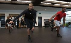 Train Like A Pro With This NBA Workout Program