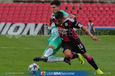 Torneo de Apertura / Temporada 2016-2017 / Sábado, 1 de Octubre de 2016 / Estadio La Corregidora / Jesús Molina