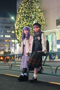 Omg! kayong/SONi ストリートスナップ | RID SNAP