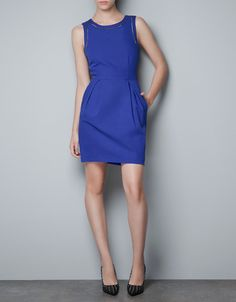 TULIP DRESS - Dresses - TRF - New collection - ZARA United States
