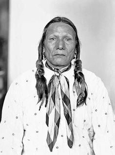 Little Soldier - Wa-non'-she-zhin-ga, Ponca.1906