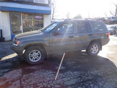 Check Out This 2002 Jeep Grand Cherokee Laredo Only 66k Miles