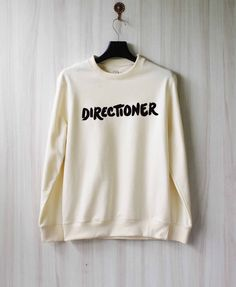 Directioner Sweatshirt Pullover Pullover Pullover Shirt-Größe