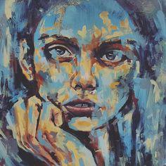 the final product . . . #artstudio #artlife #art #artistsoninstagram #artist_features #artist #paint #paintingforsale #painting #contemporaryartist #contemporaryrealism #contemporaryart #contemporary #gallery #galleries #curator #gallerycurator #galleryart #contemporarygallery