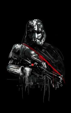 Star Wars VII - The Force Awakens / Captain Phasma