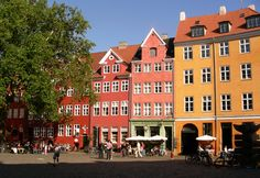 Copenhagen--truly one of my favorite cities in the world so far.