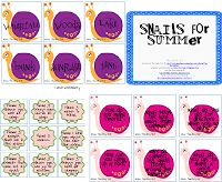Miss Thrifty SLP: The Thrifty Freebies  summer  vocab, wh and following questions