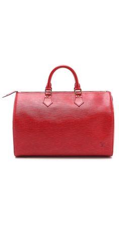 e26a5487432d WGACA Vintage Vintage Louis Vuitton Epi Speedy Bag Louis Vuitton Online