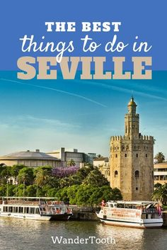 Things to Do in Seville, Spain. A Seville city guide with all you need to know for a fantastic trip!   Seville Spain Travel   What to do in Seville Spain   Seville itinerary   Seville Travel Tips - @WanderTooth