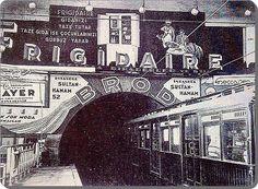 1940'lar Beyoğlu-Tünel/ İstanbul