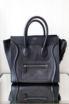 Celine Nano Luggagetote Crossbody  celine  bag  black   Handbags ... 48b4310f0c
