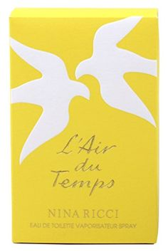 L'Air Du Temps By Nina Ricci For Women. Eau De Toilette Spray 3.4 Oz.  http://www.womenperfume.net/lair-du-temps-by-nina-ricci-for-women-eau-de-toilette-spray-3-4-oz-2/