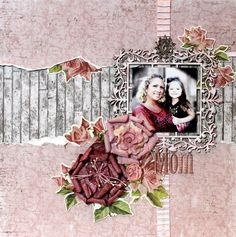 C'est Magnifique Kits: Nadia, Joyce and Beverly Use the August Kit